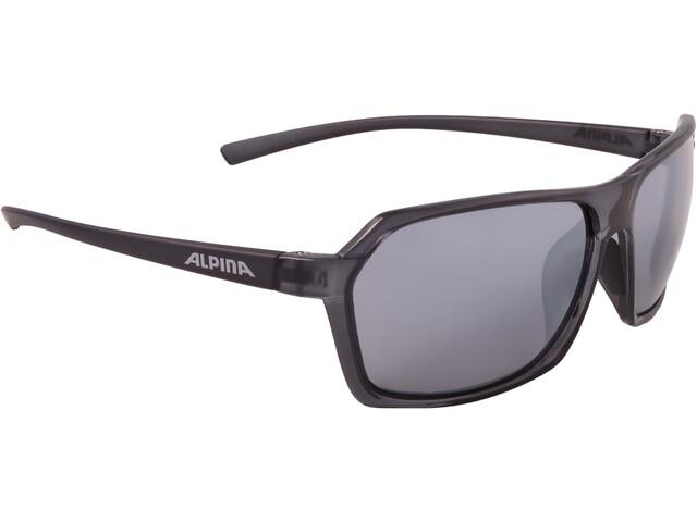 Alpina Finety Cykelbriller, smoke transparent